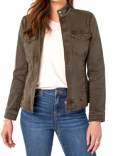 Load image into Gallery viewer, Flight Moto Jkt - OLIVE