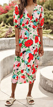 Load image into Gallery viewer, Floral Dress - POSEYPRT
