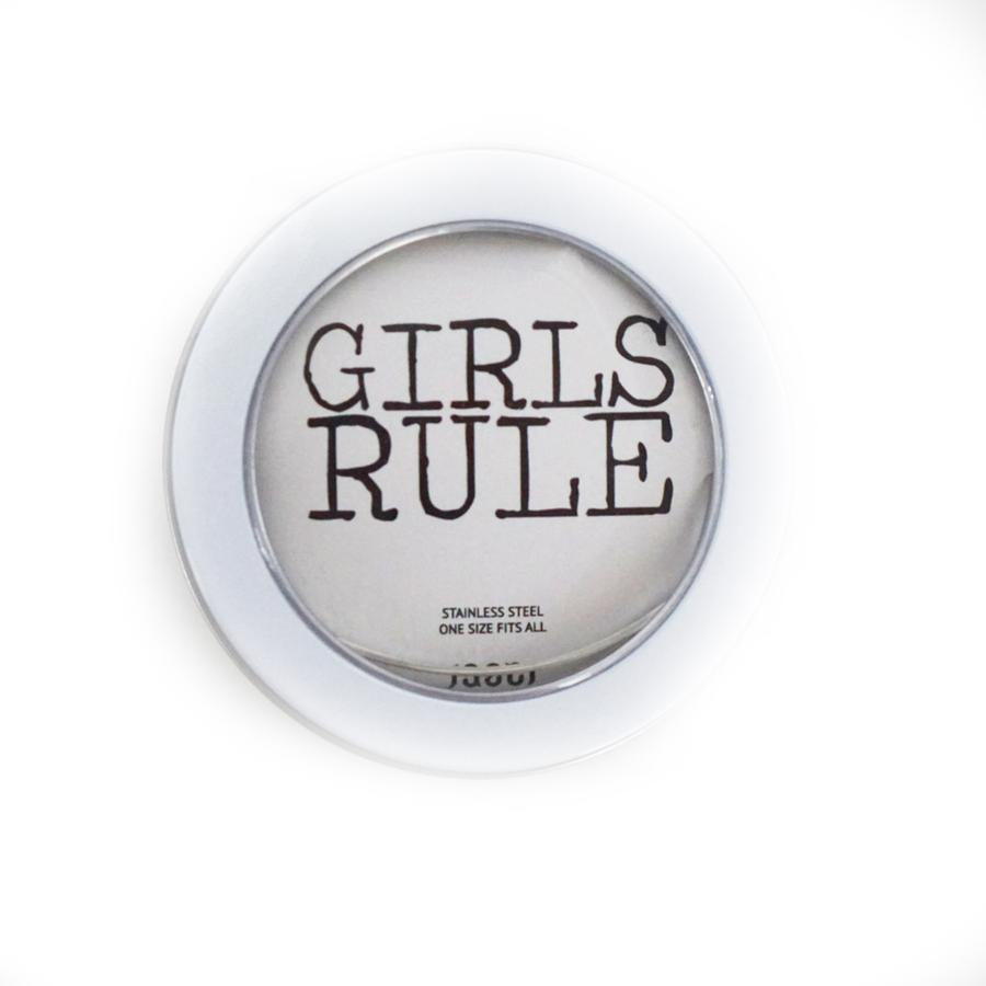 Bangle Bracelet - GIRLS RULE