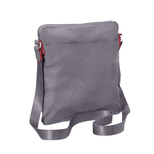 Go Bag with rfid Phone Wristlet - STONE