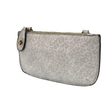 Load image into Gallery viewer, Joy Susan - Tonal Leopard Crossbody Wristlet Clutch