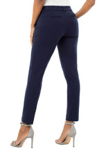 Load image into Gallery viewer, Kelsey Knit Trouser Super Stretch Ponte