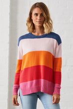 Load image into Gallery viewer, Mega Stripe Pullover