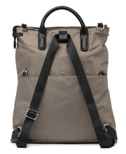 Load image into Gallery viewer, Nylon Backpack/Crossbody - SAND