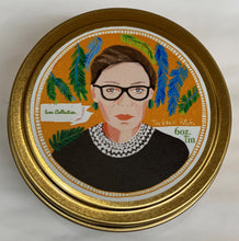 Load image into Gallery viewer, Ruth Bader Ginsburg Scented Candle