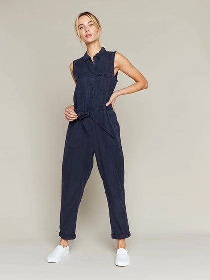 THREAD & SUPPLY JUMPSUIT - NIGHTSHD