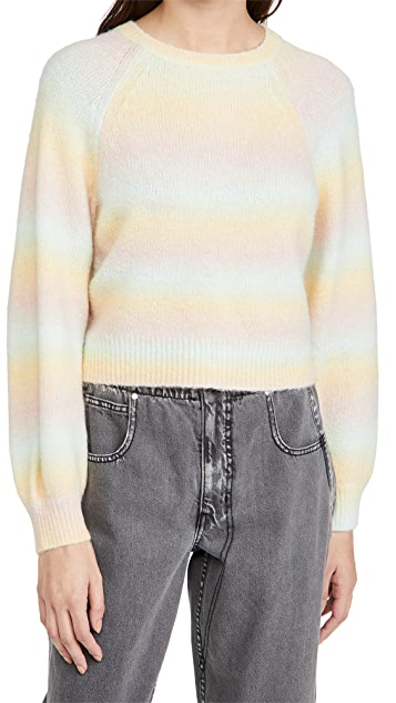 Crazy On You Stripe Sweater