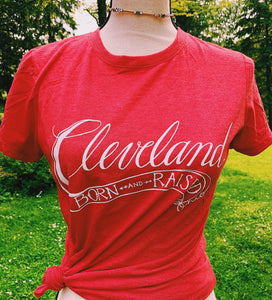 CLE Born & Raised SS Tee