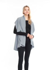 Convertible Shawl Vest