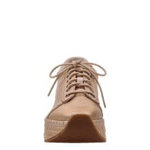 Load image into Gallery viewer, Meridian New Gold Sneaker