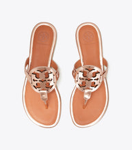 Load image into Gallery viewer, Miller Metallic Sandal
