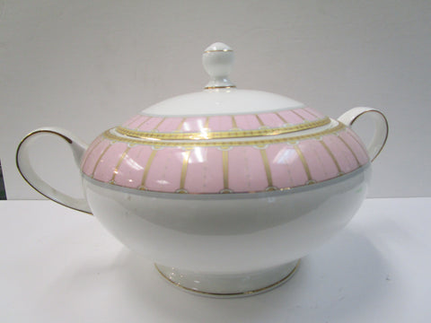 Soup Tureen Pink