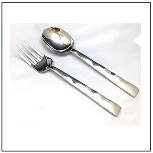 Ripple Effect 2pc Serving Set