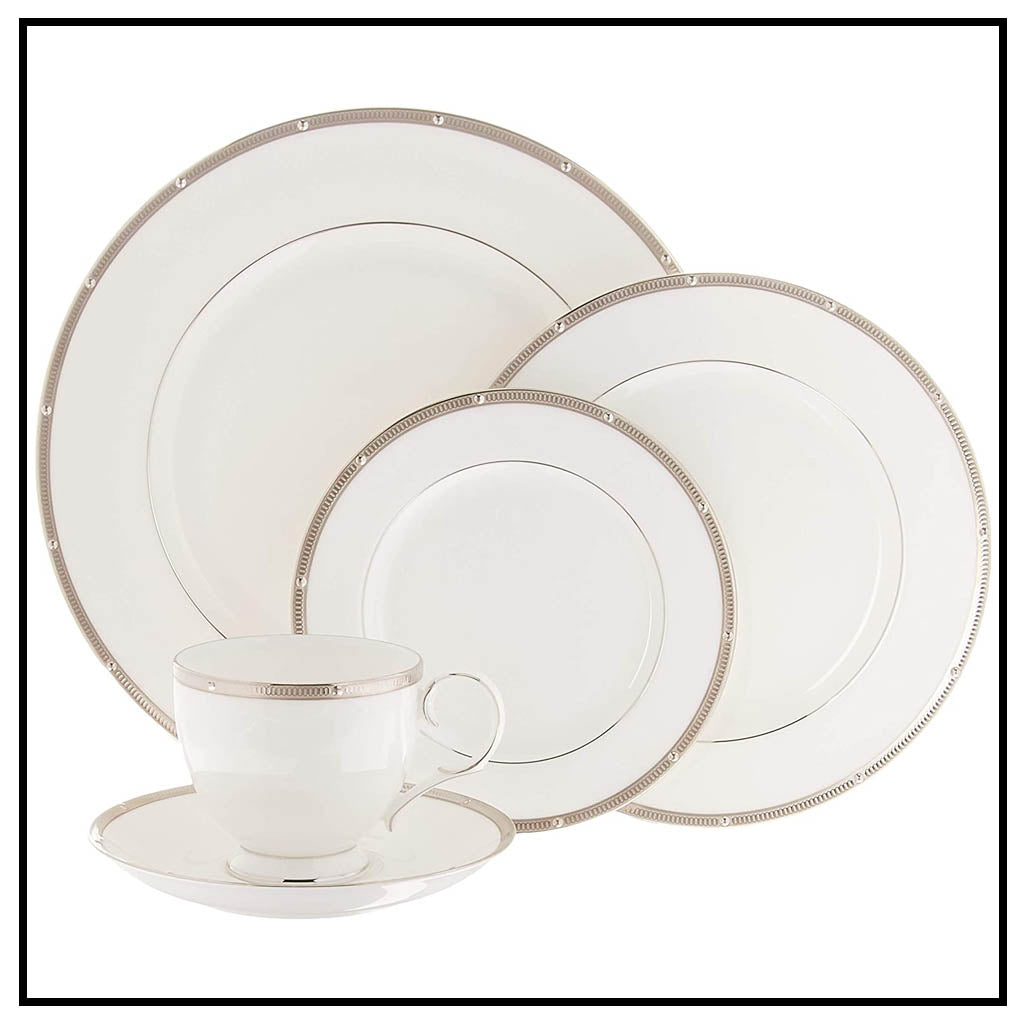 Rochelle Platinum 16pc Service for 4