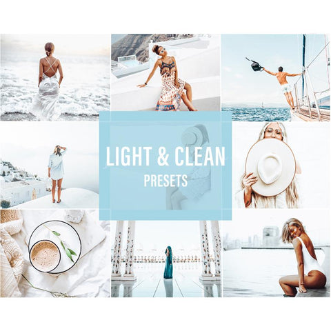 Light And Clean Presets