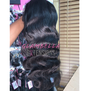 Virgin Front Lace Wigs - Glambella Shop