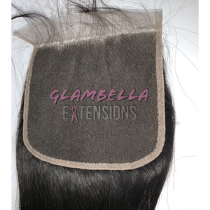 Virgin 5X5 Lace Closure - Glambella Shop