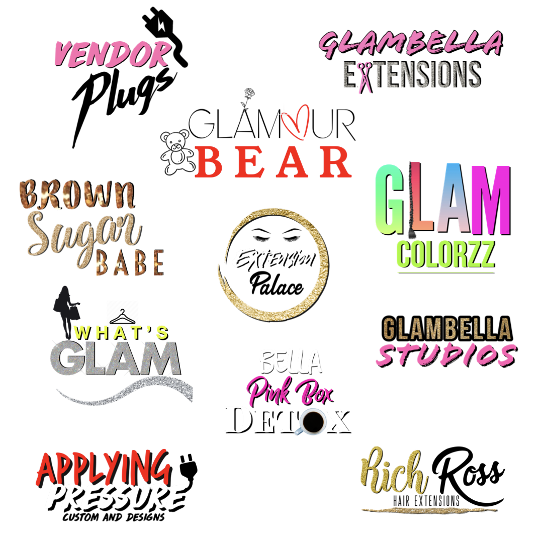 Custom Logo - Glambella Shop
