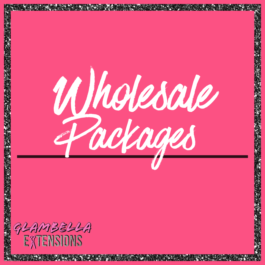 Wholesale Packages - Glambella Shop