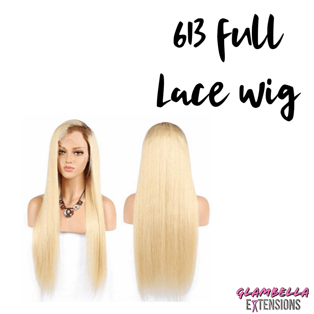 613 Full Lace Wigs - Glambella Shop