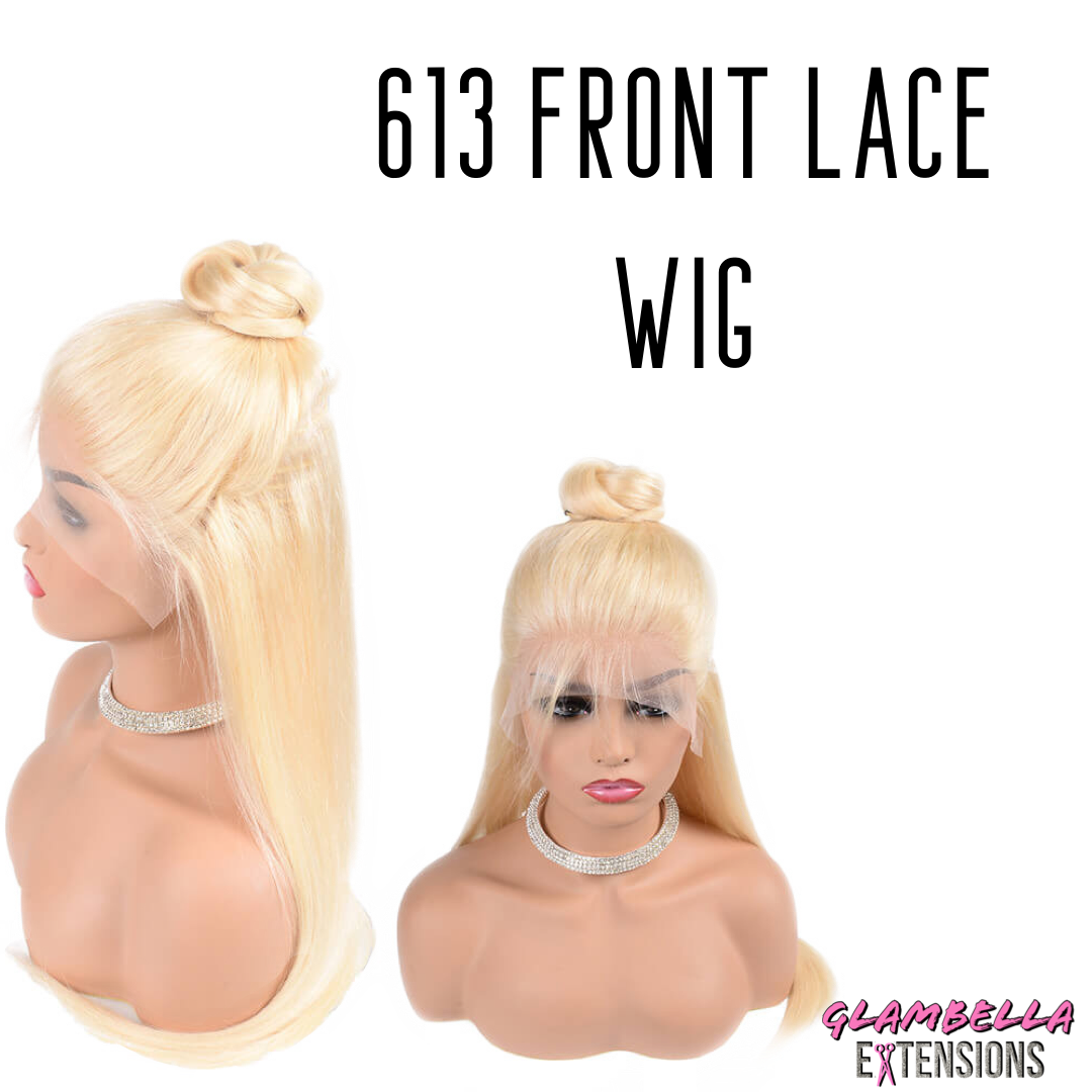 613 Front Lace Wigs - Glambella Shop