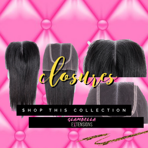 4X4 Lace Closures - Glambella Shop