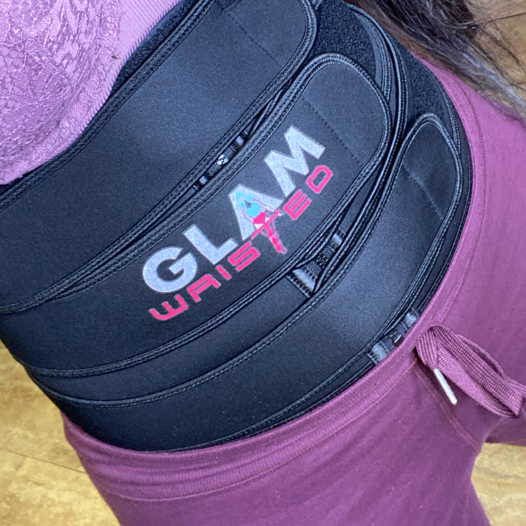 Glam Waisted 3 strap Waist Trainer - Glambella Shop