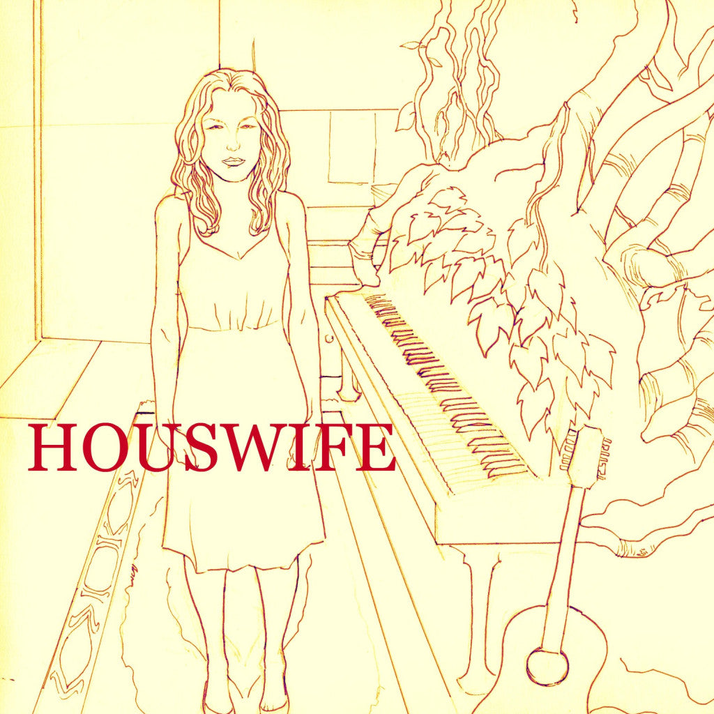 Houswife Debut Album (CD)