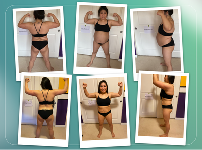 How Jihanna Lost 16lbs with FIT by Katy