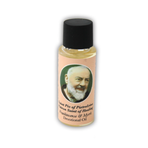 Padre Pio Devotional Oil
