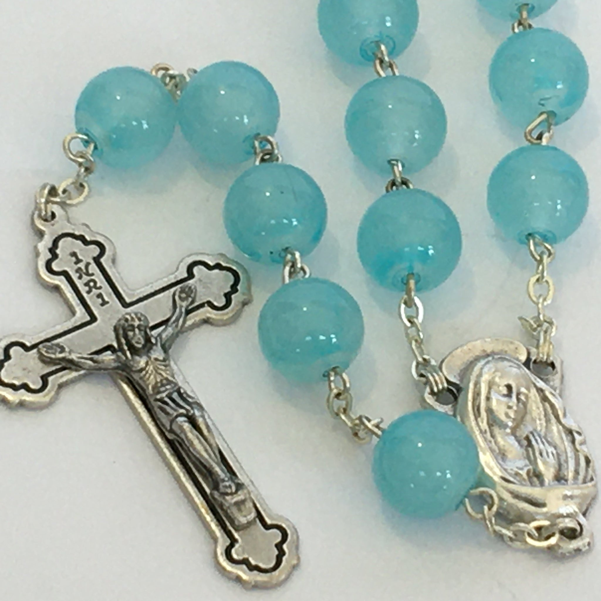Large Bead Rosary