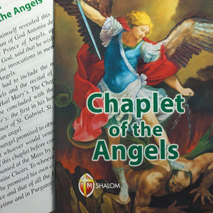 Chaplet of the Angels Booklet