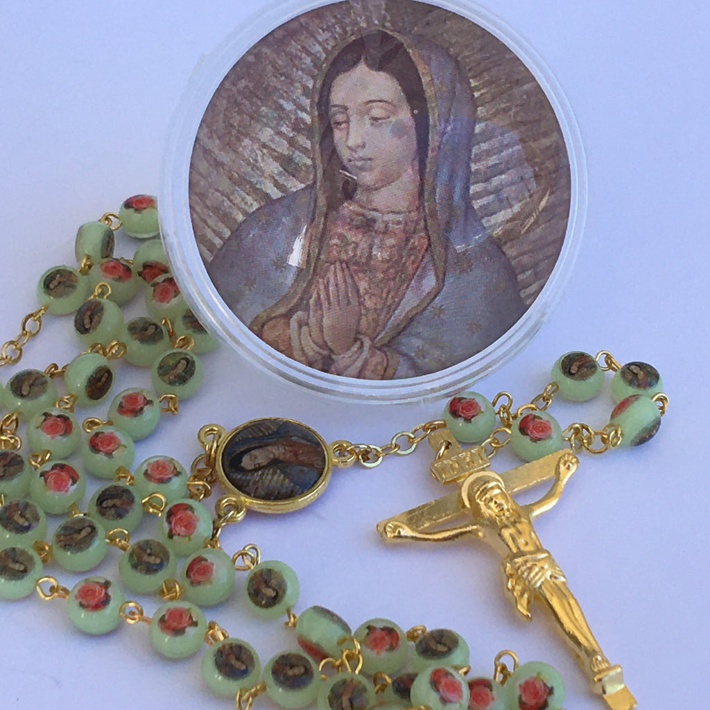 Guadalupe Glow Rosary