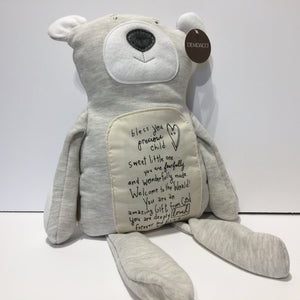 Poetic Threads Jersey Bear