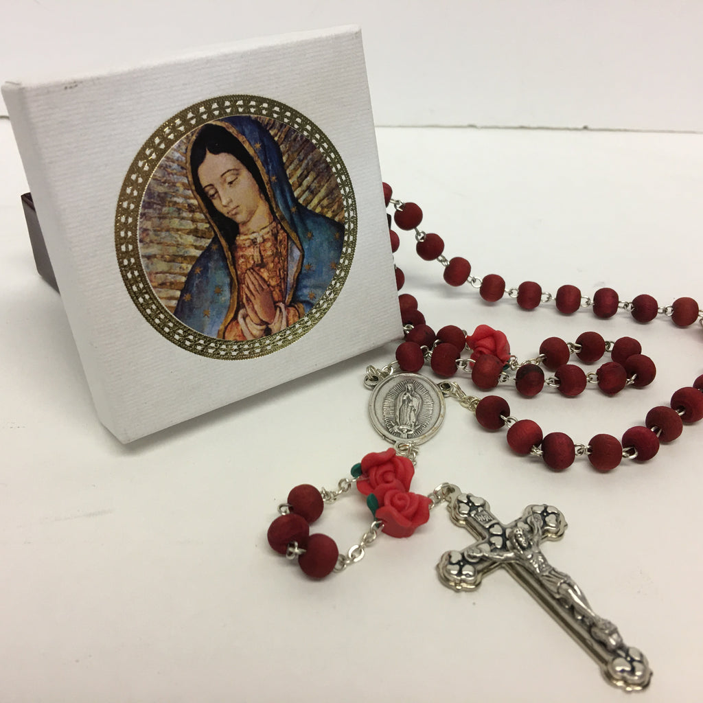 Rose Guadalupe Rosary