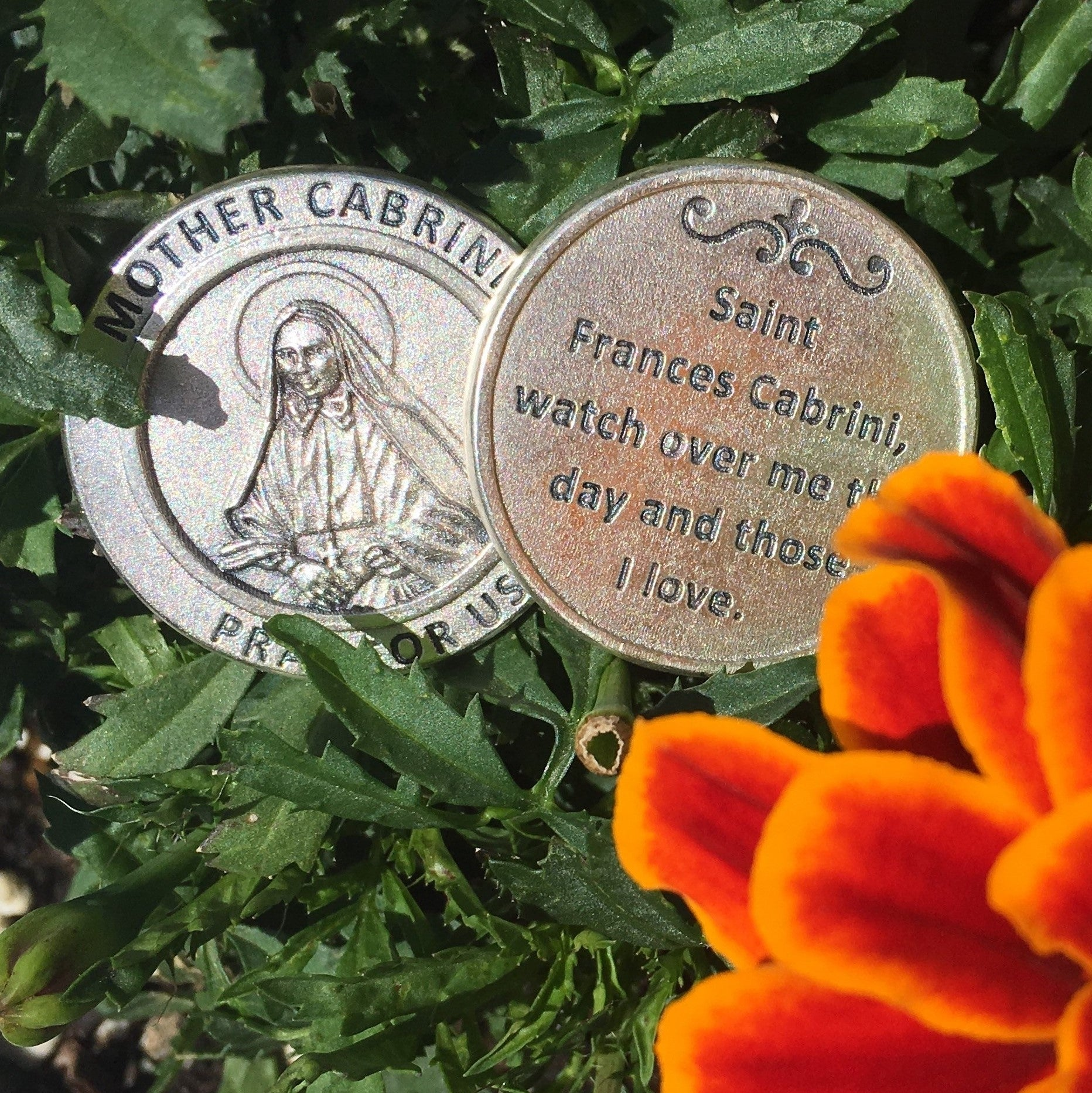 Cabrini Pocket Token