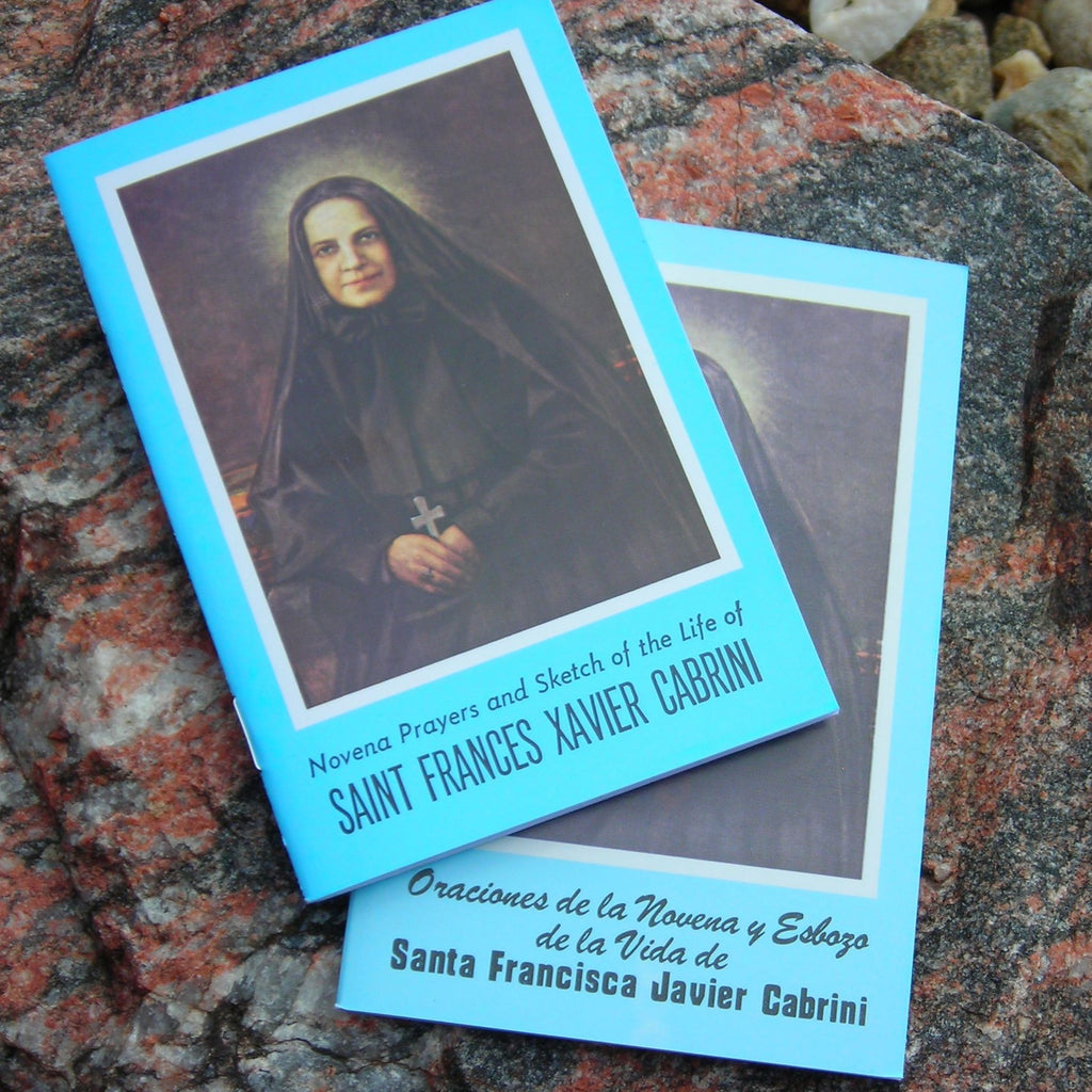 Novena Book of Saint Frances Cabrini