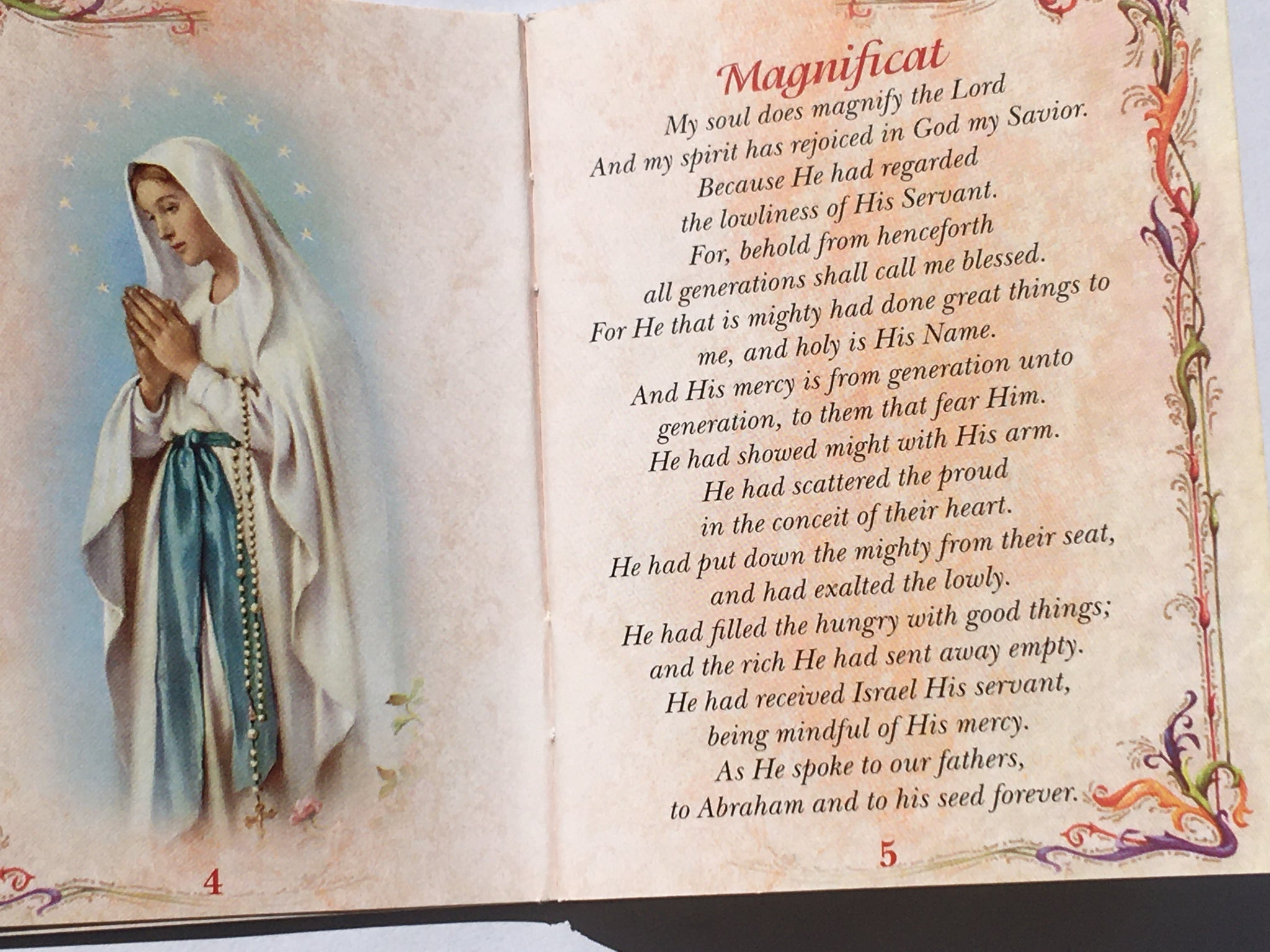 My Little Book of Prayers - Mary