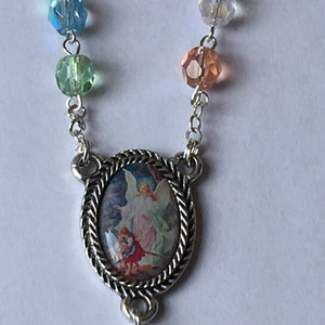 Auto Rosary Guardian Angel