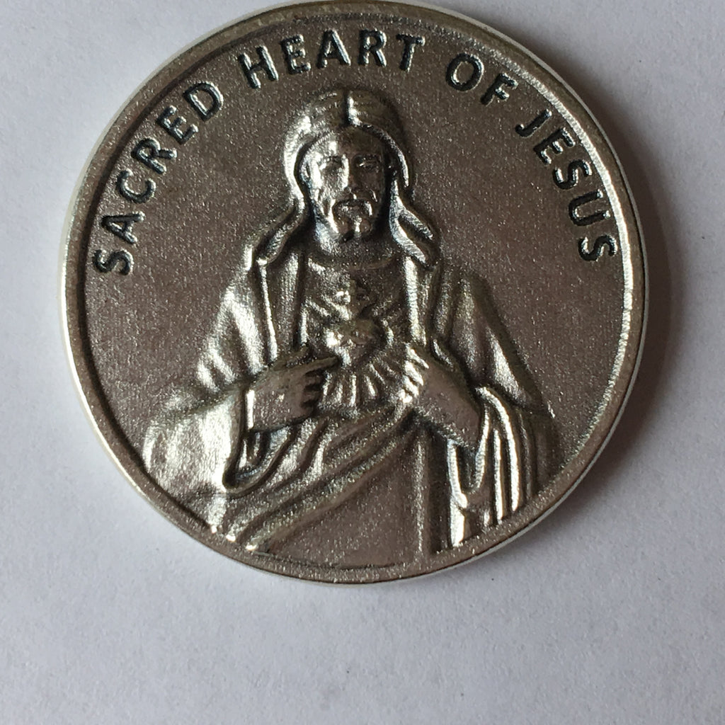 Sacred Heart of Jesus Coin