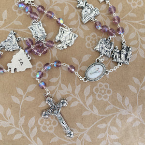 Deluxe Stations of the Cross Chaplet