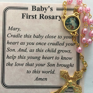 Baby's First Rosary