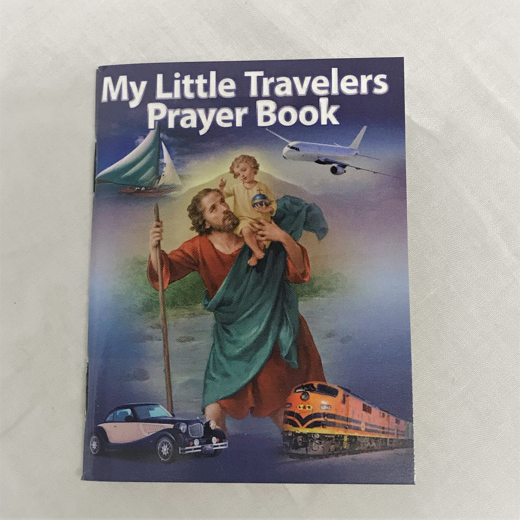 My Little Travelers Prayer Book