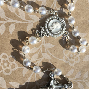 Pearls of Mary Rosary