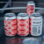 Load the image into the gallery viewer, WHITE PEACH GOSE CRATE | GOSE