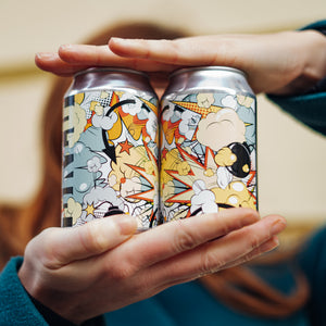 DOUBLE TROUBLE | DDH DIPA | incl. 25 cents deposit