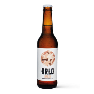 NAKED   NON-ALCOHOLIC PALE ALE