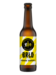MAMA WEISSE | BERLINER WEISSE | Alc. 4,0% vol. 5 IBU - Bottle 330ml