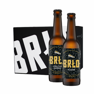BRWMASTER LIMITED EDITION | BARREL AGED BEERS