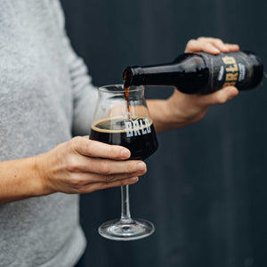 GÖRLITZER BAHNHOF | BARREL AGED IMPERIAL STOUT | Aged in rum and bourbon casks